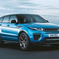 Los 600.000 Range Rover Evoque fabricados bien merecen una edición especial Landmark como esta