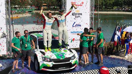 BENITO GUERRA WRC MEXICO 2019