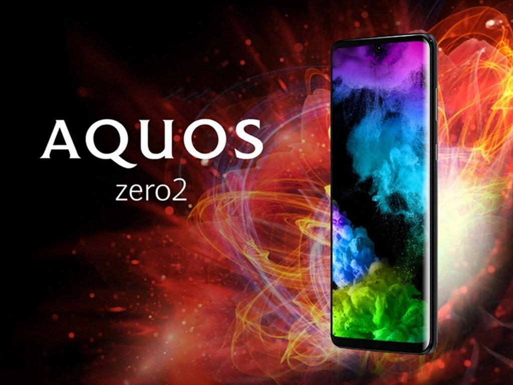 Sharp AQUOS Zero2: aquí está el que, afirman, será el primer smartphone con pantalla de 240Hz