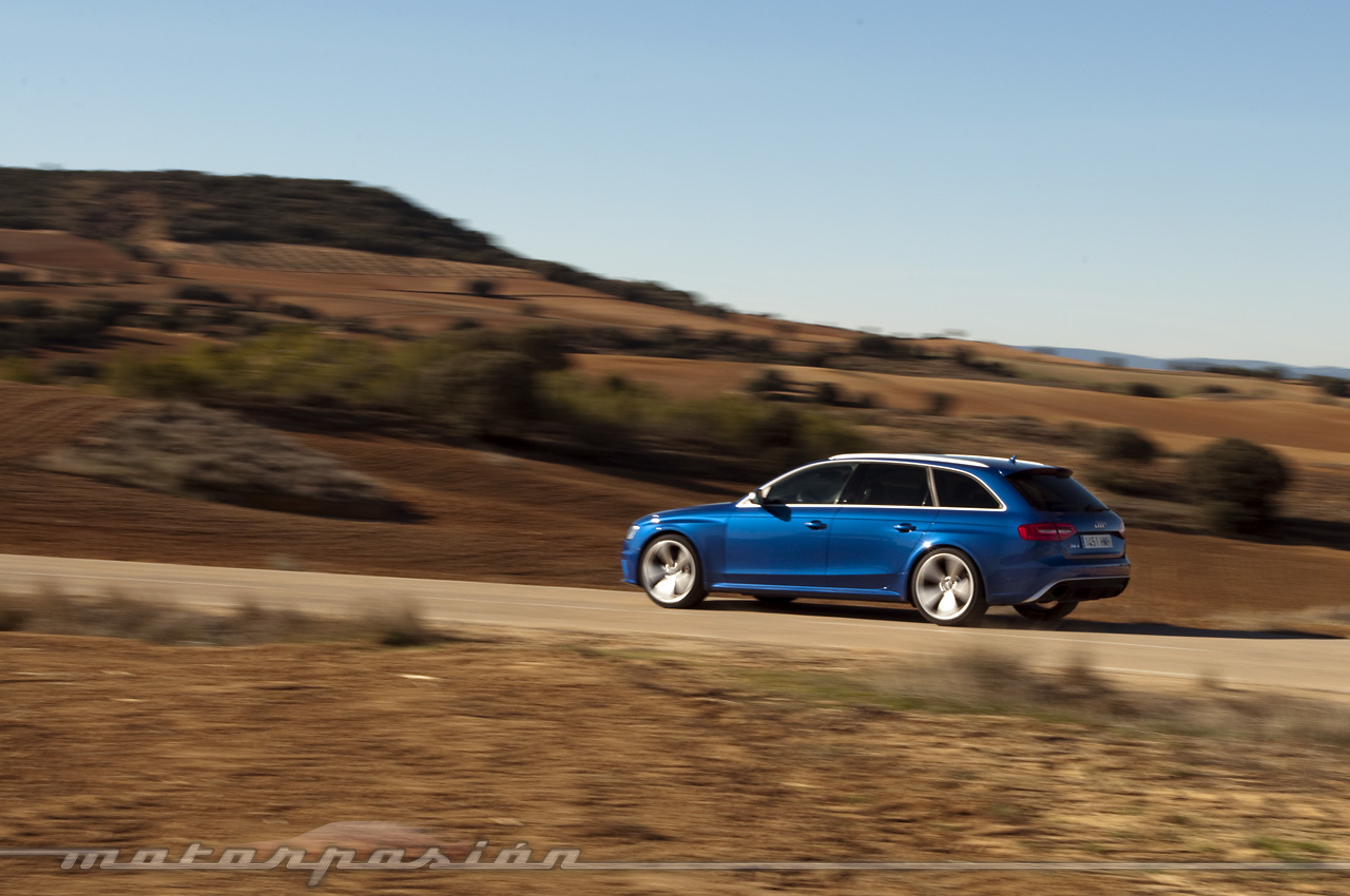 Foto de Audi RS4 Avant (prueba) (19/56)