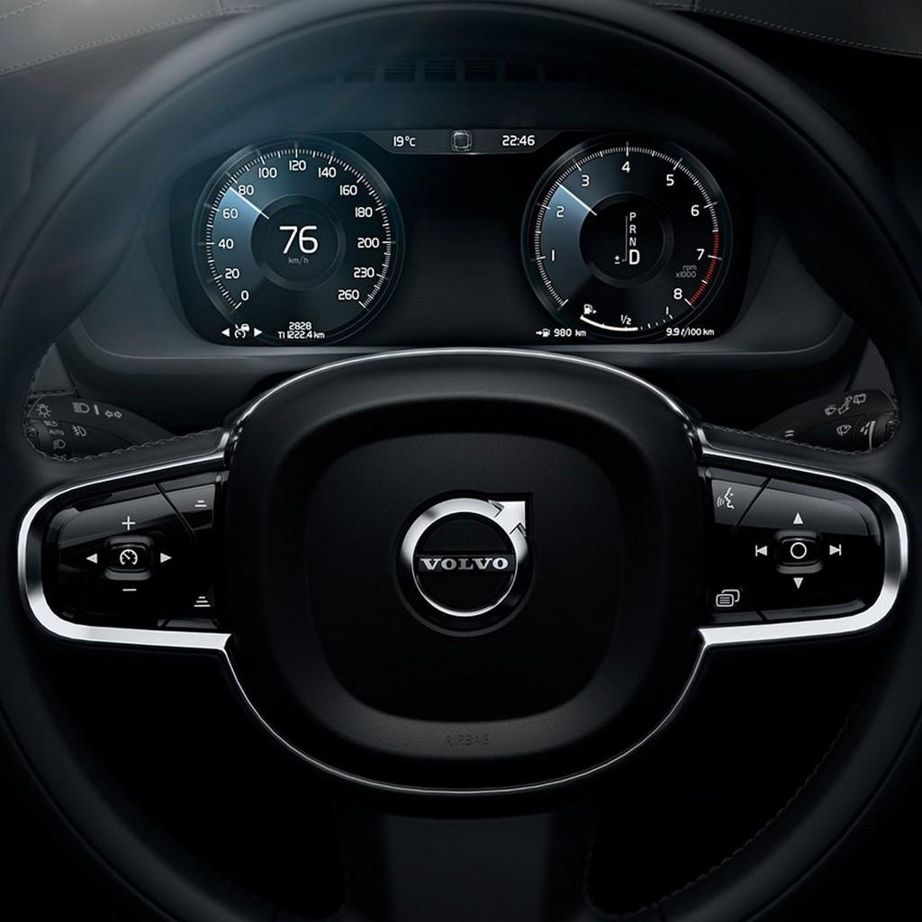 Foto de Volvo XC90, interior (26/39)