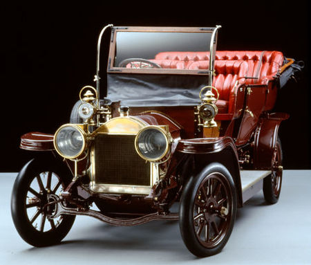 Benz Parsifal 1902