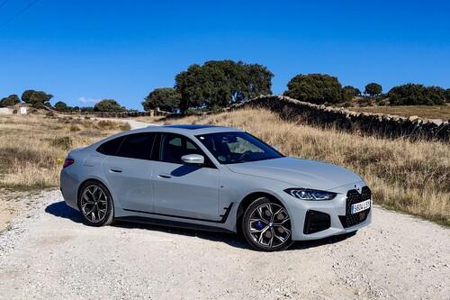 Probamos el BMW Serie 4 Gran Coupé diésel de 190 CV: una berlina con guiños deportivos, motor de acceso sorprendente y etiqueta ECO