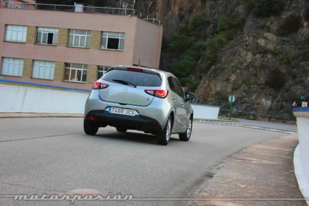 Mazda2 2015 Prueba 15