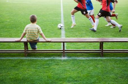 Mujeres y niños, los mejores espectadores de fútbol