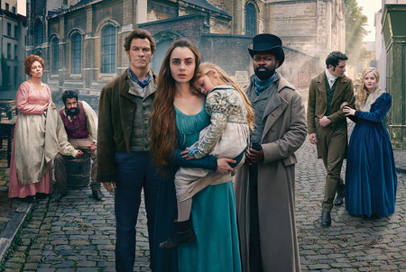 Los Miserables Todas Las Series Peliculas Y Documentales De Netflix Hbo Amazon Y Movistar En Noviembre