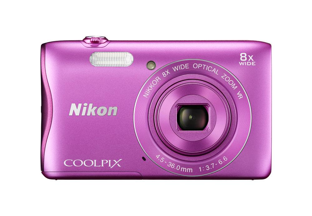 Nikon Coolpix L31, S2900 y S3700