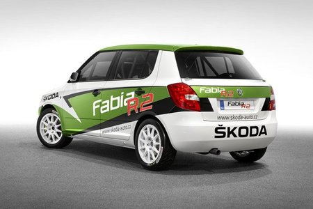 Škoda Fabia R2