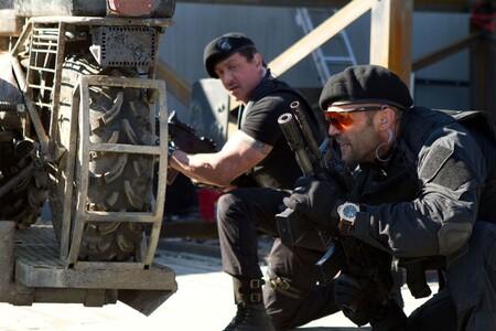 'Los Mercenarios': Sylvester Stallone confirma un spin-off de la franquicia que apunta a estar centrado en Jason Statham