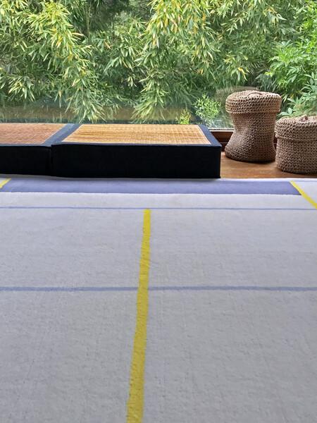 La nueva colección de alfombras de Dac Rugs pone ritmo y color de forma discreta a tus pies