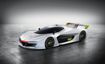 Pininfarina eléctrico superdeportivo