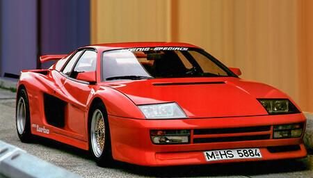 Koenig Specials Ferrari Testarossa