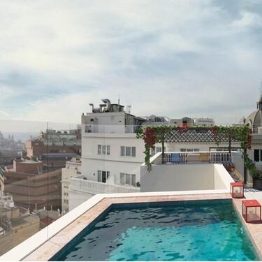 Así es Pestana Gran Vía, el hotel de Cristiano Ronaldo que abre en Madrid el 7 de junio