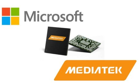 Mediatek Microsoft