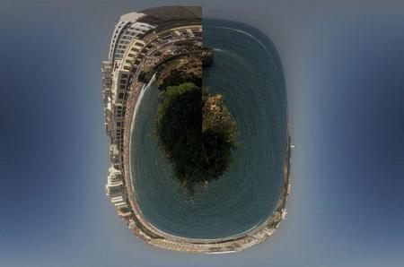 Panogaea, consigue espectaculares efectos en tus fotos panorámicas en Mac OS X