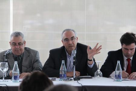 Juan Ramón Gómez Fabra, presidente de FECE