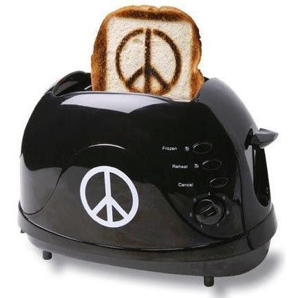 Tostadas para la paz