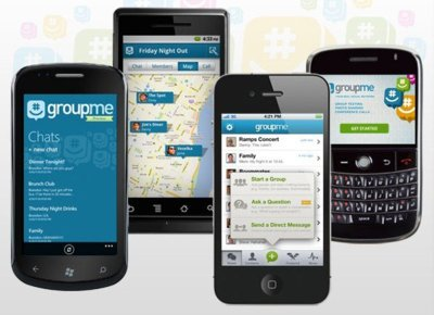 GroupMe lanza su versión 3.0 y llega a España