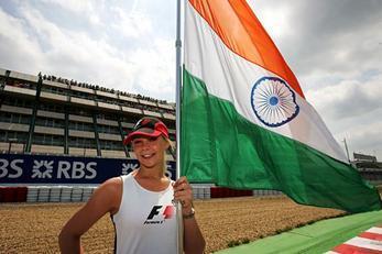 Se confirma el Gran Premio de India para 2010