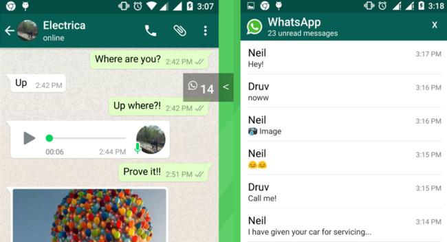 Chat Helper para WhatsApp