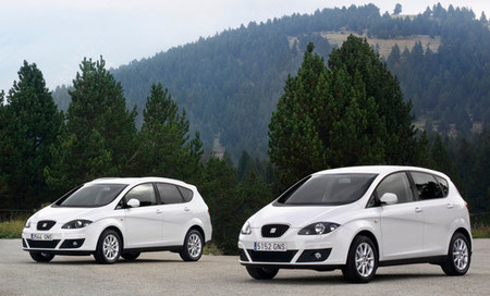 SEAT Altea y Altea XL Ecomotive