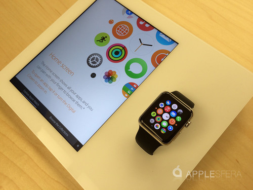 Mientras Apple sigue sin dar cifras, las estimaciones del Apple Watch se siguen disparando