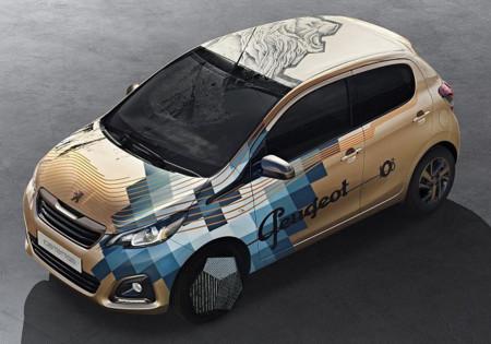 Tattoo Concept, un Peugeot 108 diferente