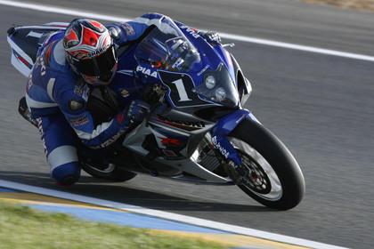 Suzuki consigue un doblete en las 24 Horas de Le Mans