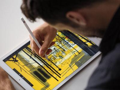 Cómo funciona el Apple Pencil del iPad Pro y por qué ahora tiene sentido