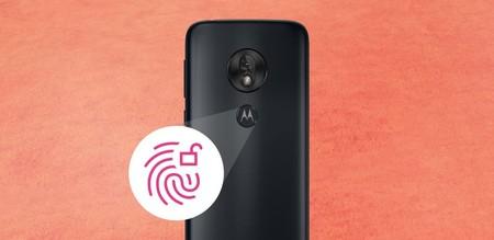 Moto G7 Play Sensor