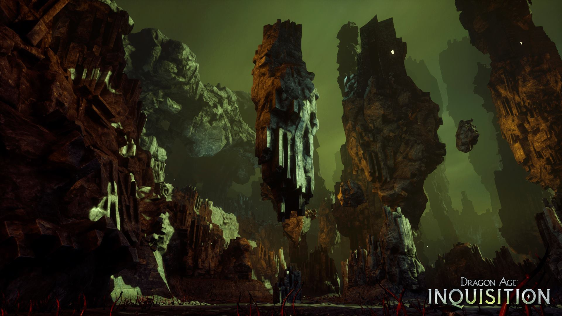 Foto de Capturas de Dragon Age: Inquisition (1/10)