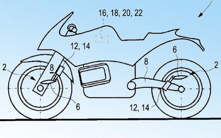 Bmw Patente Alerones Activos Bmw S1000rr 1