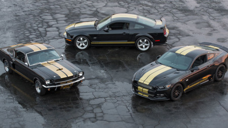 Ford Shelby GT-H GT350-H Hertz