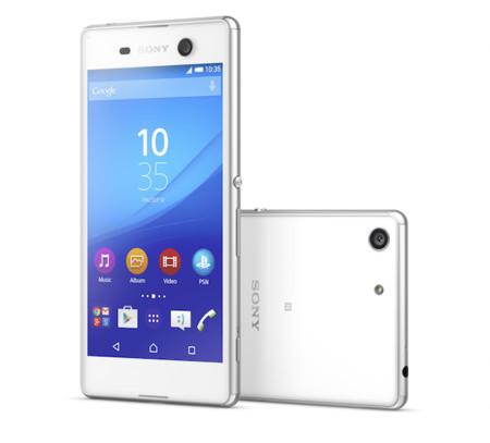 Sony Xperia M5, éste es el nuevo gama media-alta de Sony