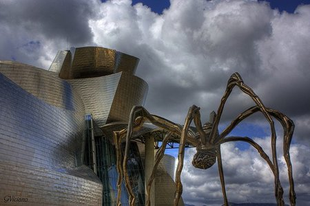 Entrada gratis al Museo Guggenheim de Bilbao
