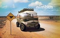 Nimbus e-Car Concept, la mini-Van eléctrica para irse de aventura