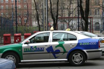 Taxi BUD