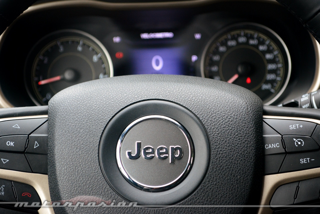 Jeep Cherokke Jeep Cherokee, prueba (27/47)