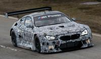 El BMW M6 GT3 se deja ver