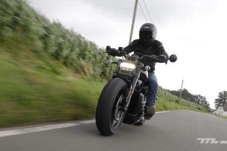 Harley Davidson Sportster S 2021 Prueba 022