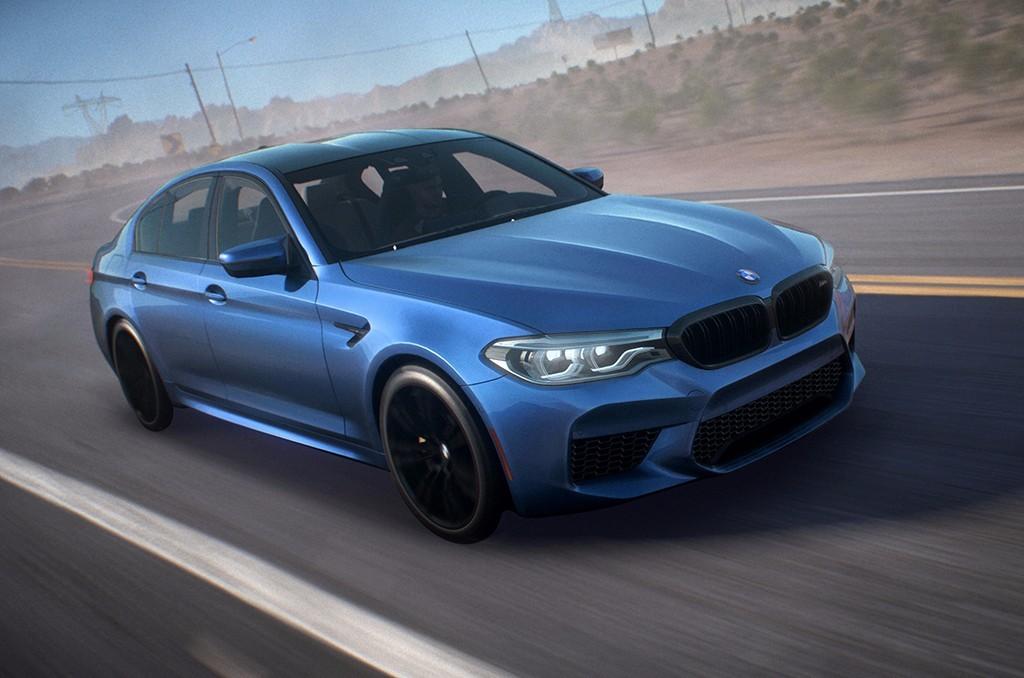 Foto de BMW M5 2018 en Need for Speed Payback (1/3)