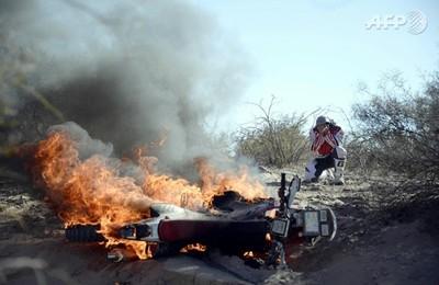 Dakar 2014: Chilecito - San Miguel de Tucumán, etapa 5
