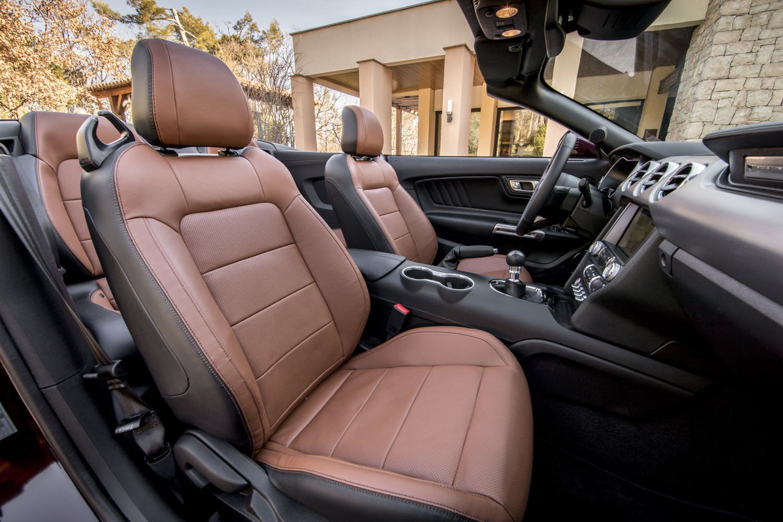 Foto de Ford Mustang 2018, toma de contacto (153/159)