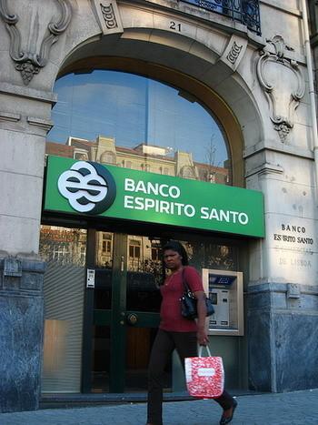 El Espirito Santo es insolvente y alimenta el miedo de una nueva crisis financiera