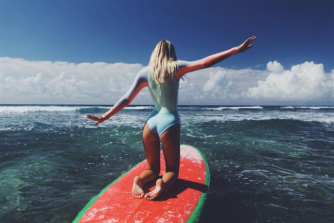 Ropa Surfer Girl