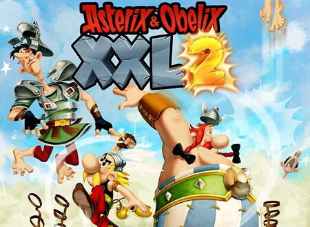 Retroanálisis de Astérix & Obélix XXL 2, un festín de galos con Mario y Sonic de invitados