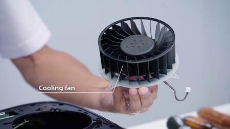 """La refrigeración """"inteligente"""": Playstation 5 recogerá datos de los juegos que ejecute para mejorar el enfriamento con actualizaciones"""