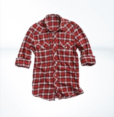 Regalos de HM para los Reyes Magos, camisa cuadros