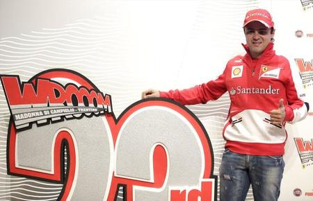 Felipe Massa se ve capaz de luchar por el título