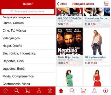 Rakuten.es iOS App
